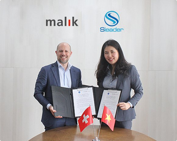 Malik and Sleader collaboration