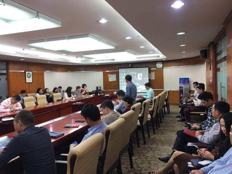 Hội thảo tổng kết dự án