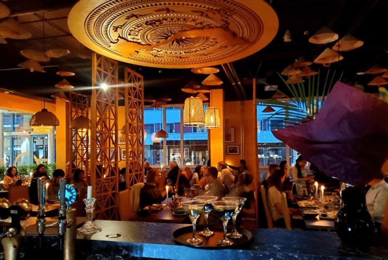 """Thành công của nhà hàng An Nam tại Thụy Điển nhờ """"Silent Dinner"""" – ý tưởng sáng tạo dựa trên giá trị cốt lõi của nhà hàng"""