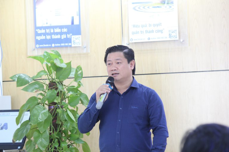Dr. Nguyen Dinh Trong, Chairman and General Director of T-TECH Vietnam Group