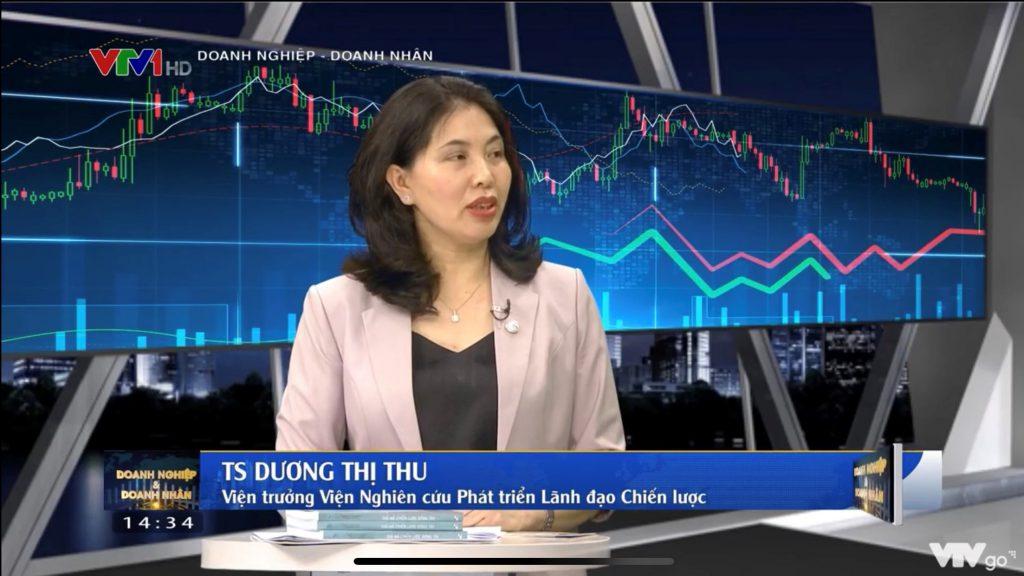 TS. Dương Thu – Viện trưởng Viện Nghiên cứu Phát triển Lãnh đạo Chiến lược.